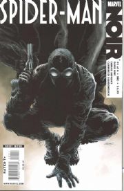 Spider-man Noir Comics